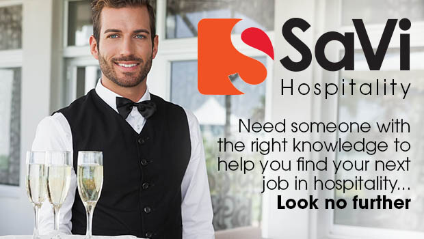 Looking for a job in hospitality